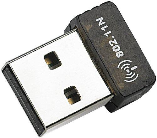 7links Micro-WLAN-Stick WS-150.XXS mit Hotspot 150 Mbit & ftp-Server