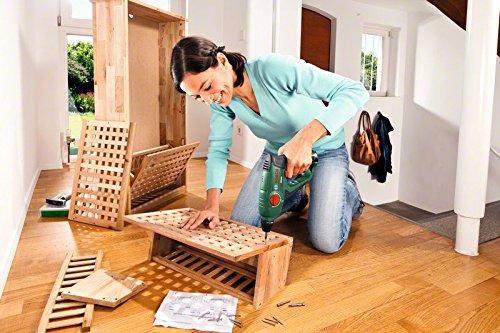 Bosch Home and Garden 0 603 984 008 Herramienta multifuncional 21.6 W Rojo Verde Negro 10.8 V
