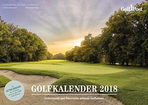 Golf Calendario 2018con Green Fairy gutscheinen