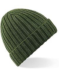 54c92f83ab7 Amazon.co.uk  Green - Skullies   Beanies   Hats   Caps  Clothing