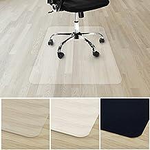 Bodenschutzmatte  Büromatte Bürostuhlunterlage 140* 100 cm hochwertig Velour