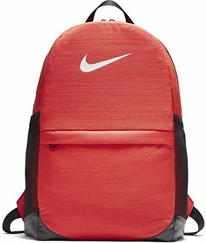 Nike BA5473-657 - Mochila unisex, rojo (university red / black / white)