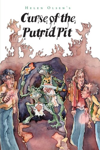 Curse of the Putrid Pit Cover Image