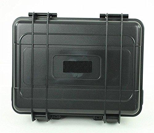BKL1® Transportbox Wasserdicht 280x230x98 mm Outdoor Survival Pistolenkoffer 1437