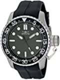 Invicta Pro Diver 17510 50mm Stainless Steel Case Black Silicone flame fusion Men's Watch