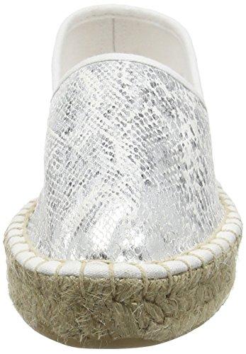 Dolcis Belva, Escarpins et chaussures à talon avec semelle plateforme femme Argent - Argenté
