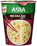 Knorr Asia Snack Tom Kha Gai Noodles 1 Portion (8 x 65 g)