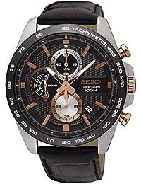 Seiko Herren-Armbanduhr SSB265P1