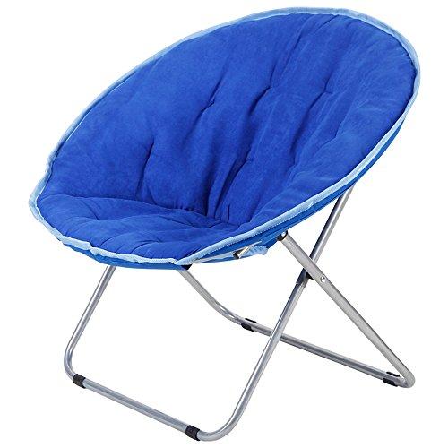 Canapé paresseux Transats, chaises pliantes extérieures, chaises moon, chaises paresseuses maison, fauteuils canapés, chaises longues, chaises arrière, chaises rondes, fauteuils inclinables ( Couleur : 1# )