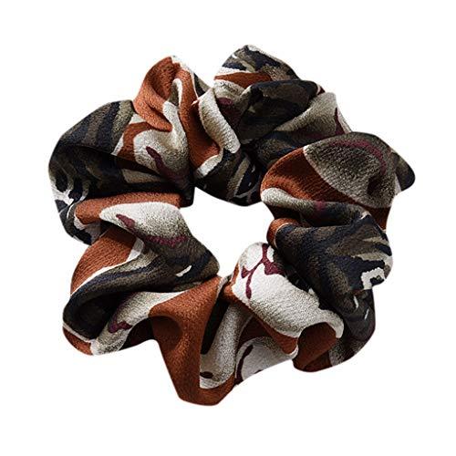 Inhaber Wärmer (Beonzale Stirnband Haarband Kopfband Frauen elastisches Haar Seil Ring Krawatte Scrunchie Pferdeschwanz Inhaber Haarband Stirnband)