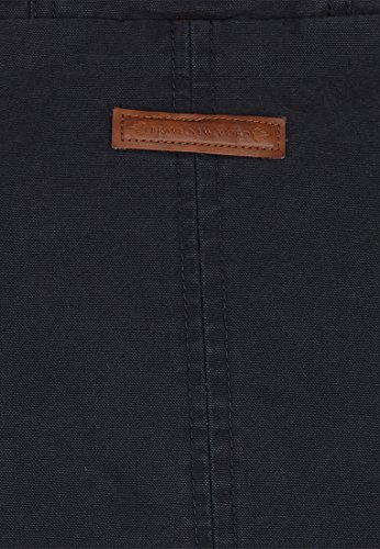 Naketano Male Jacket Snake Plissken Dark Blue
