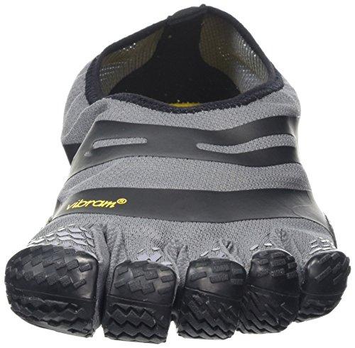 Vibram FiveFingers Herren El-x Fitnessschuhe Mehrfarbig (Grey/black)