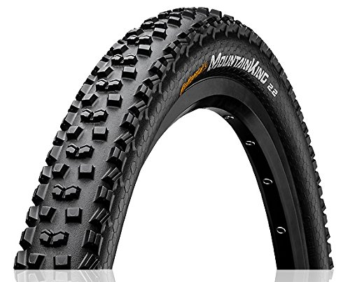 Roue de Bicyclette Mountain King II Noir 73,7 x 6,1 cm