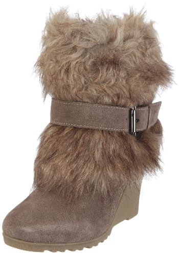 Naturalizer DALAILA A1322L1900, Damen Fashion Stiefel, Beige (Sand), EU 41 (UK 7) (US 9)