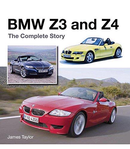 Preisvergleich Produktbild BMW Z3 and Z4: The Complete Story
