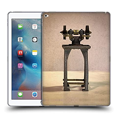 Official Celebrate Life Gallery Grinder Tools Soft Gel Case for Apple iPad Pro 12.9