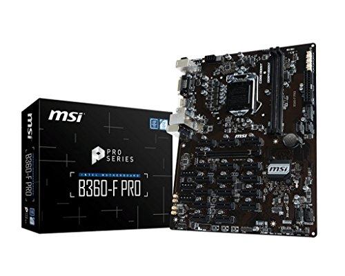 MSI B360-F PRO Mainboard ATX