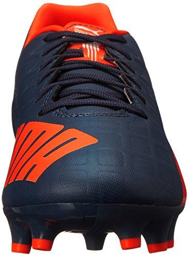 Puma Evospeed de Chaussures de soccer Total Eclipse/Lava Blast/White