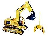 Best Remote Control Trucks - Sunshine Toyshine Remote Control Jcb Excavator Crain Truck Review