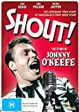 Shout: The Story Of Johnny O'Keefe [DVD] by Ian Molly Meldrum
