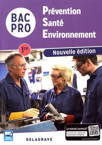 Prvention sant environnement (PSE) 1re Bac Pro - Pochette lve