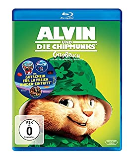 Alvin und die Chipmunks 3: Chipbruch (Blu-ray)