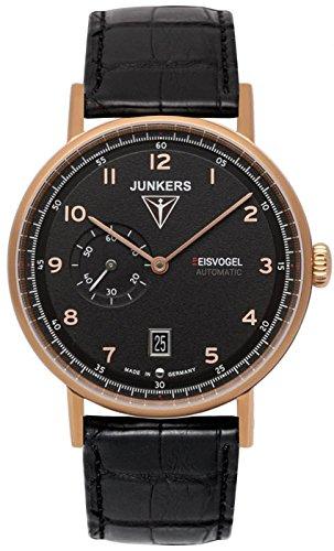 Junkers reloj hombre Eisvogel F13 automática 6706-5
