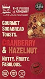 Foods Of Athenry Hazel Cranberry Gourmet Soda Bread Toast 110g (Pack of 12)
