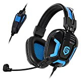 Empire Gaming H 300 – High-Definition Stereo Sound Multiplatform Gaming Headset, flexible microphone and comfortable earphones Compatible with PC/MAC 3.5 mm Jack and PS4/XBOX ONE*/NINTENDO SWITCH