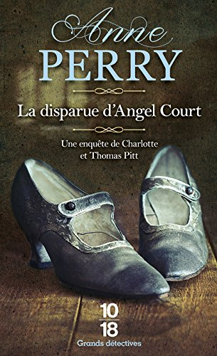 La Disparue d'Angel Court - poche (30) par Anne PERRY