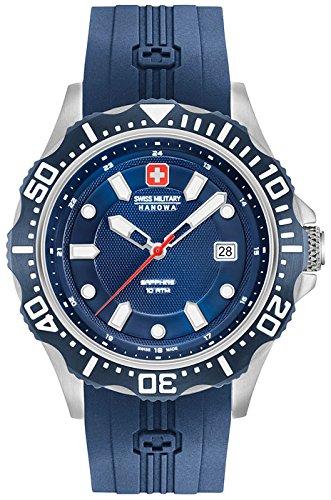 SWISS MILITARY-HANOWA Herren-Armbanduhr 06-4306.04.003