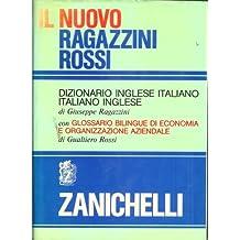 0f2bbf42bc Dizionario inglese-italiano, italiano-inglese-Glossario bilingue di economia  e organizzazione aziendale