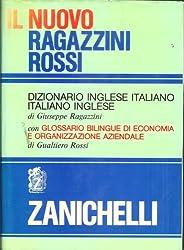 Nuovo Ragazzini Rossi Dizionario Inglese