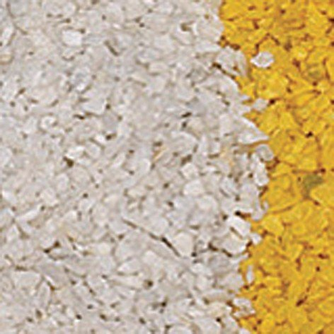 GOLDBACH Décoration granulé de Sable, Bleu, 500 g, Autre, Blanc, Taille Unique