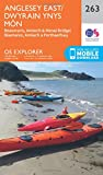 OS Explorer Map (263) Anglesey East