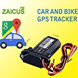 #3: ZAICUS ST-901 Waterproof Built-in Battery GSM GPS Tracker for Car Motorcycle Vehicle Tracking Device with Free Lifetime Online Tracking Software APP