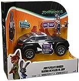 Rocco Giocattoli Rocco Juguetes l70903–Zootropolis, vehículo con figura deluxe, modelos surtidos