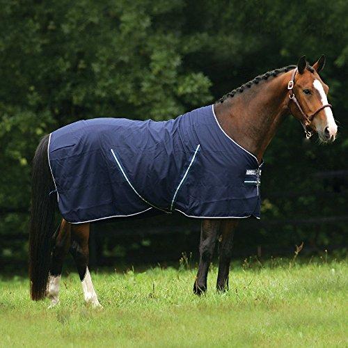 Horseware Irland HORSEWARE Sommerdecke RAMBO, marine/weiß, 155
