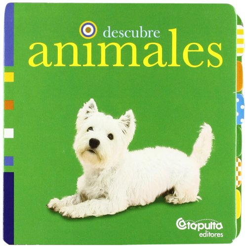 DESCUBRE ANIMALES.CATAPULTA EDITORES