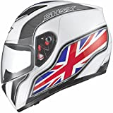 Best Motorcycle Helmets - Shox Axxis Identity Motorcycle Helmet L UK Review