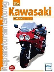 Kawasaki ZXR 750: Baujahre 1988 bis 1990 /  Reprint der 3. Auflage 2002