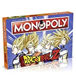 Winning Moves - Monopoly Dragon Ball Z - Version Française