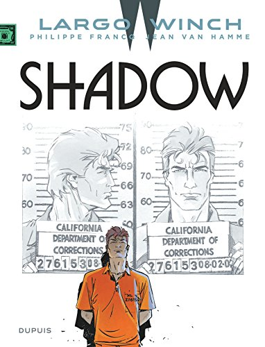 Largo Winch - tome 12 - Shadow (grand format)