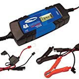 Best Auto Battery Chargers - Defender 4 Amp Automatic Bike Car Van Battery Review
