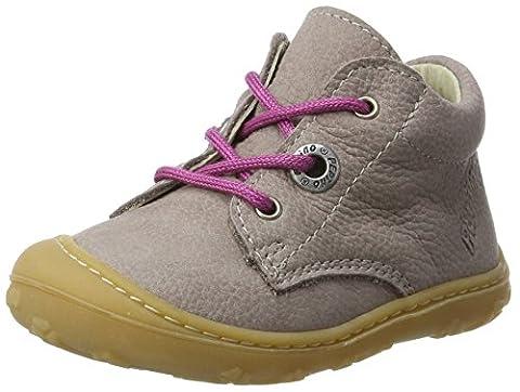 Ricosta Baby Mädchen Cory Sneaker, Pink (Mauve), 19 EU