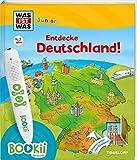 BOOKii WAS IST WAS Junior Entdecke Deutschland!: Über 900 Hörerlebnisse und interaktive Spiele!
