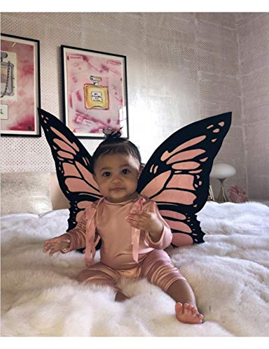 GBYAY 2019 Halloween Cosplay Schmetterlingsflügel Fee Kostüme Mütter Kinder Matching Elfen Prinzessin Attraktive Urlaub Kostüm (Halloween-kostüm Ideen Gute 2019)