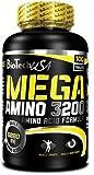 Biotech USA Mega Amino 3200 Aminoácido, 100 tabletas