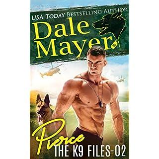 Pierce (The K9 Files Book 2)