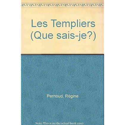 Les Templiers (Que sais-je)